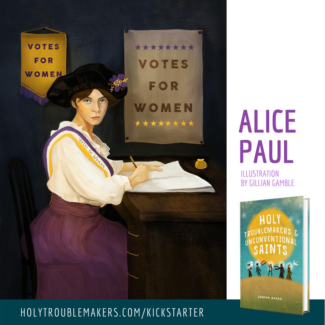 Alice Paul - Instagram