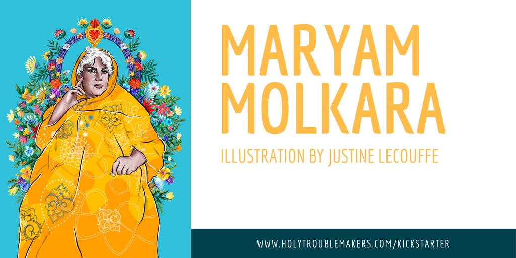 Maryam Molkara - Twitter v2