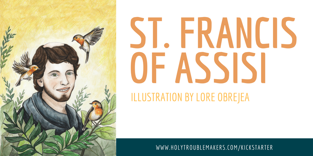 St. Francis of Assisi - Twitter v2