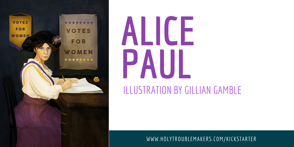 Alice Paul - Twitter v2