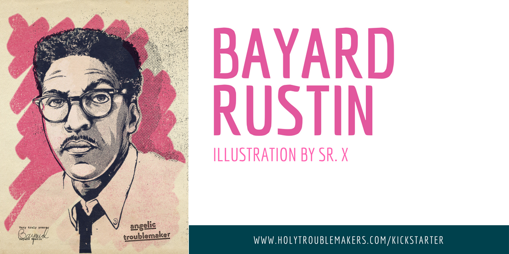 Bayard Rustin - Twitter v2
