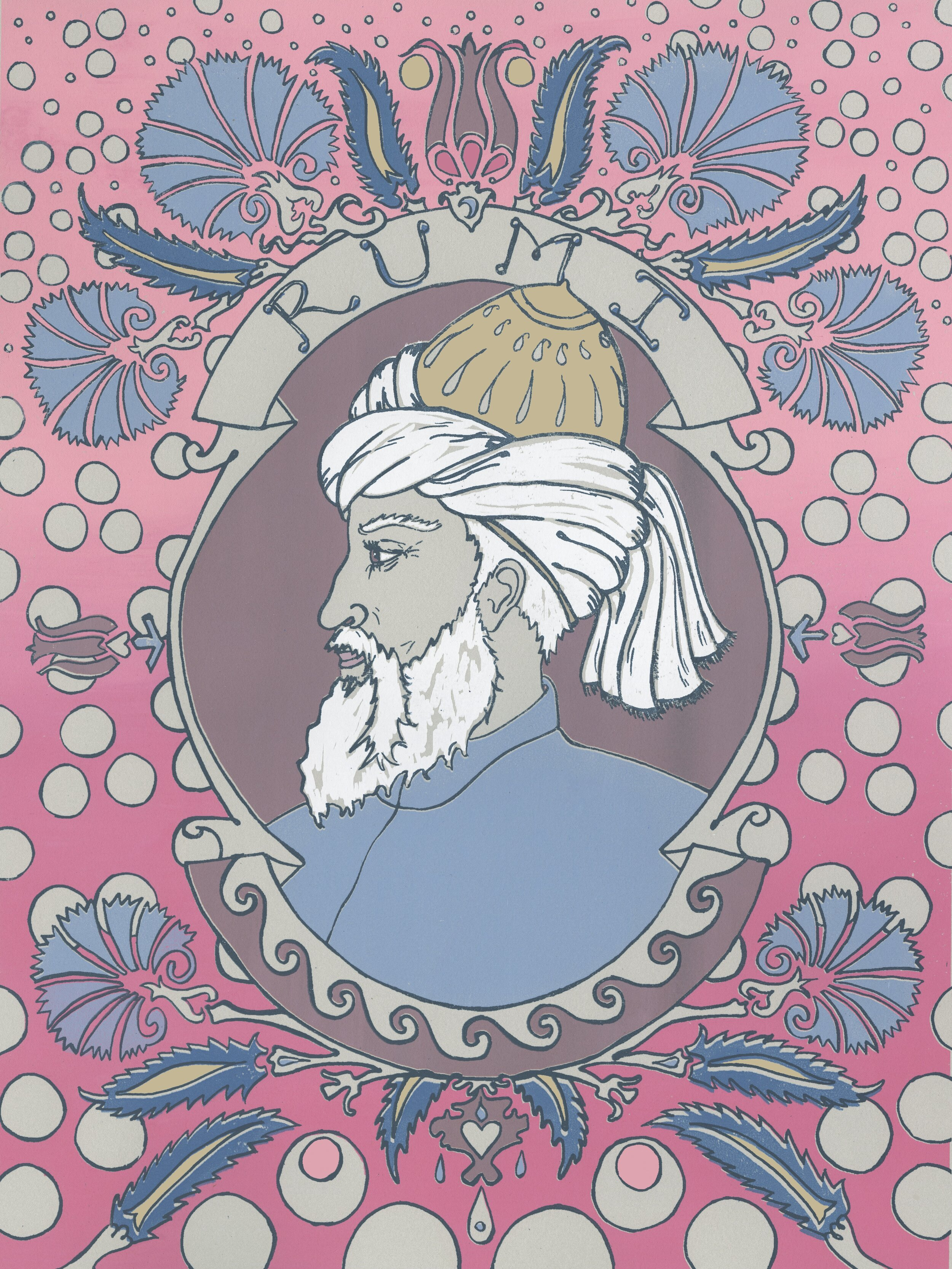 Rumi Holy Troublemakers Unconventional Saints