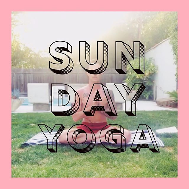 I'll list the specifics below but I want to tell you in this post why I teach a yoga class online every Sunday. 🧘🏿‍♂️🧘🏼‍♂️ First and foremost it's for people who could value from a tether to their center between the wildness of a weekend and the needs of the week ahead. Whether it's Sunday Funday or Sunday Scaries, I hope this class helps to reel some of that in. 🧘🏿‍♀️🧘🏿‍♀️ It's a way to bring people to their mat. Attainable and accessible for people who are brand new to yoga. Valuable and restorative for people who have practiced for years. 🧘🏽‍♀️🧘🏻‍♀️ I hope you'll join me on a Sunday some time! I'm taking this class with me on my travels over the next few months. Last week I taught in LA (pictured in this post) and this weekend I'll be in Columbus. 🧘🏼‍♂️🧘🏻‍♂️ Subscribe to my YouTube page (link in bio), turn on notifications, and you will be alerted when we go live each Sunday night at 5pm pacific/6pm mountain/8pm eastern. It will be a treat to have you join us. 🧘🏾‍♂️🧘🏿‍♂️ #demystifyingyoga #yoga #everysunday #sunday #sundayfunday #sundayscaries #sundaysleepies #yogawithpreston #losangeles #columbus #youtube #beginneryoga #yogaforbeginners #howtoyoga #yogi #yogini #yogisofinstagram #instayoga
