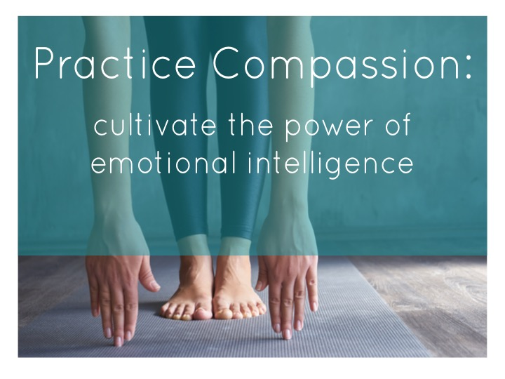 Module 3: Practice Compassion - Foster compassion for self and others to increase your capability to create change.  We begin with a meditation and yoga practice to open the heart, followed by collaborative journaling and exercises designed to strengthen our compassion. This will be a supportive experience in emotional intelligence, self-love, and creating positive change.
