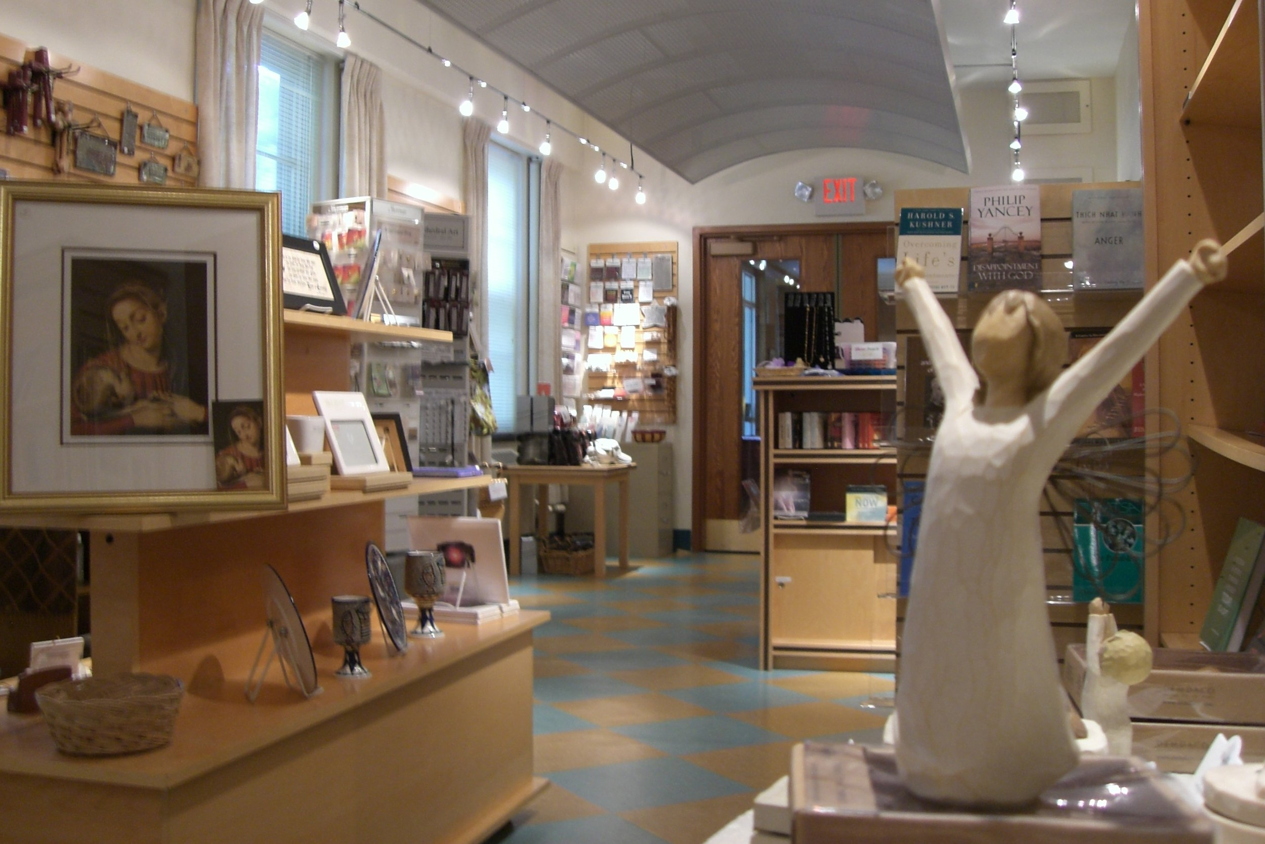 Gift Shop &Bookstore -