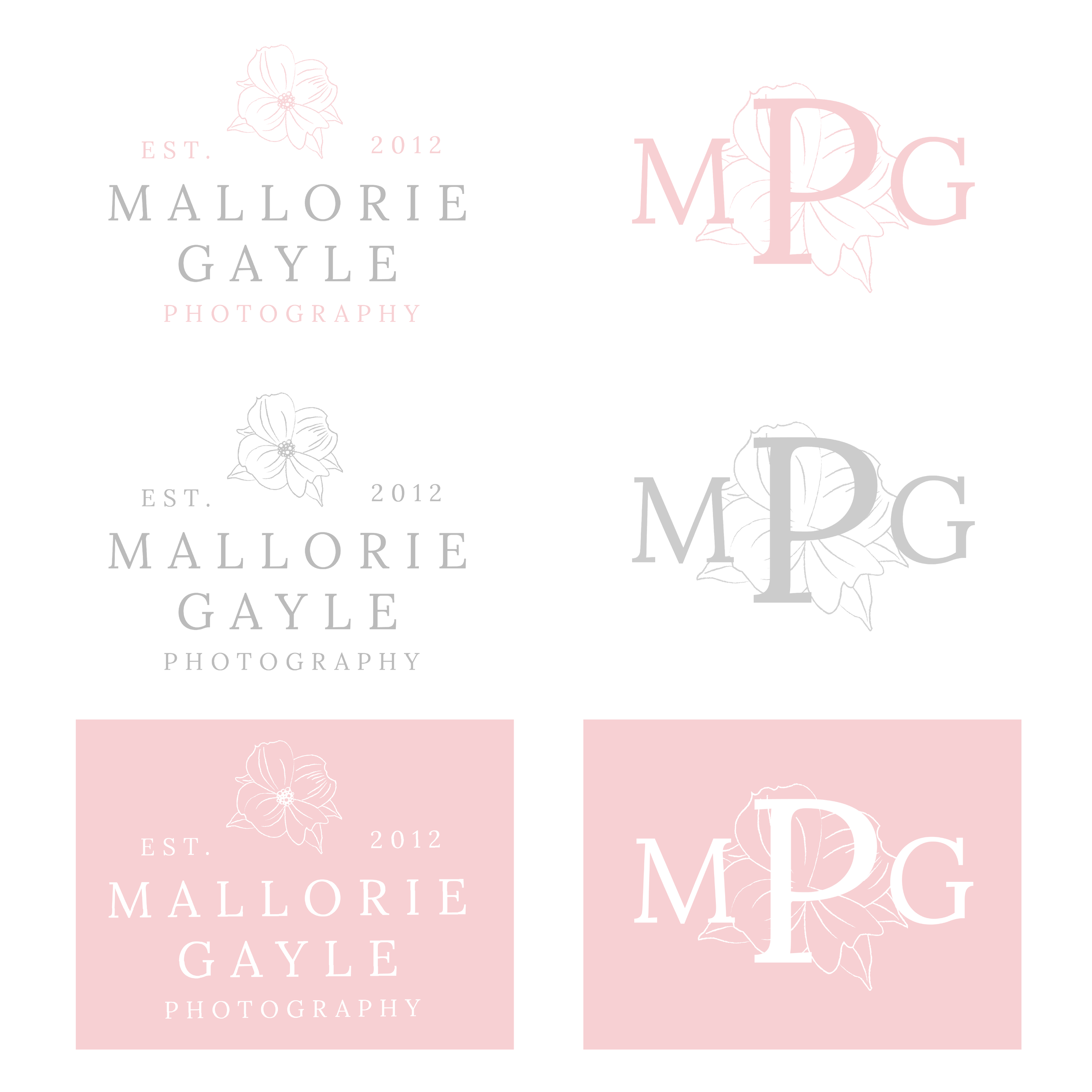 Mallorie Gayle Photography Secondary Logo