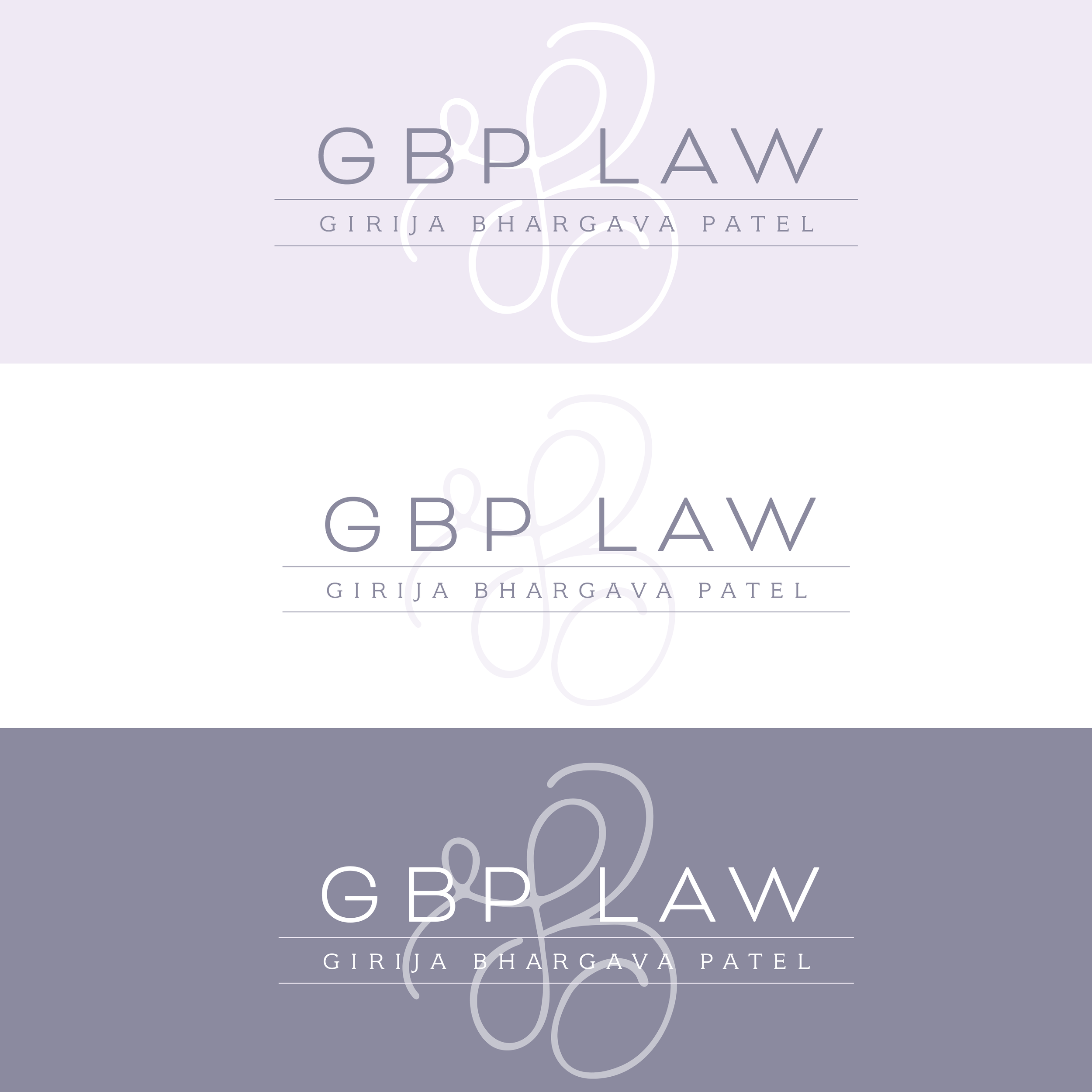 GBP Law Final Logo and Branding by Kindly by Kelsea