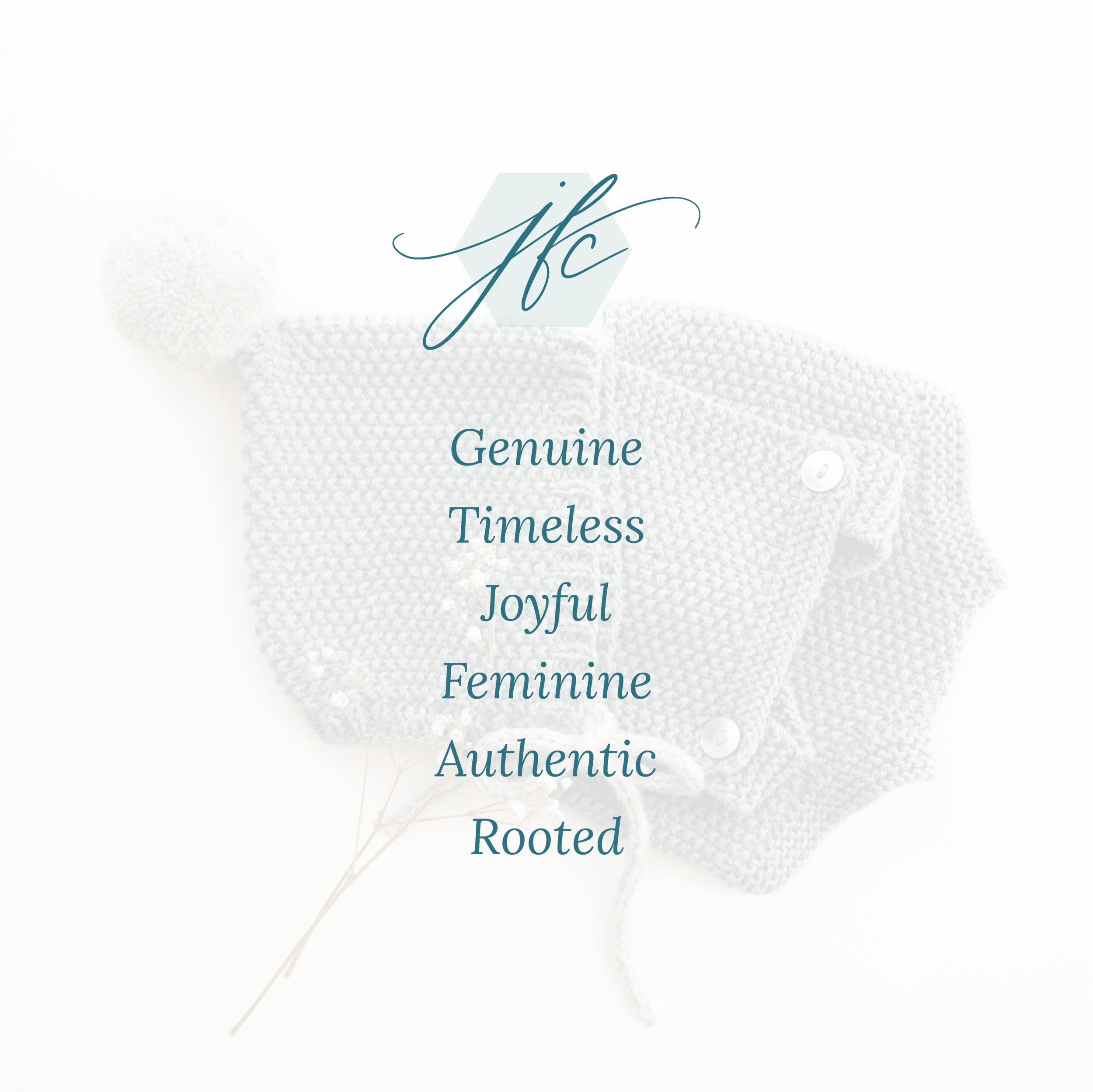 Jamie Fisher Collective Fairfield Pennsylvania Wedding Family Newborn Photographer Brand and Logo Design by Kindly by Kelsea