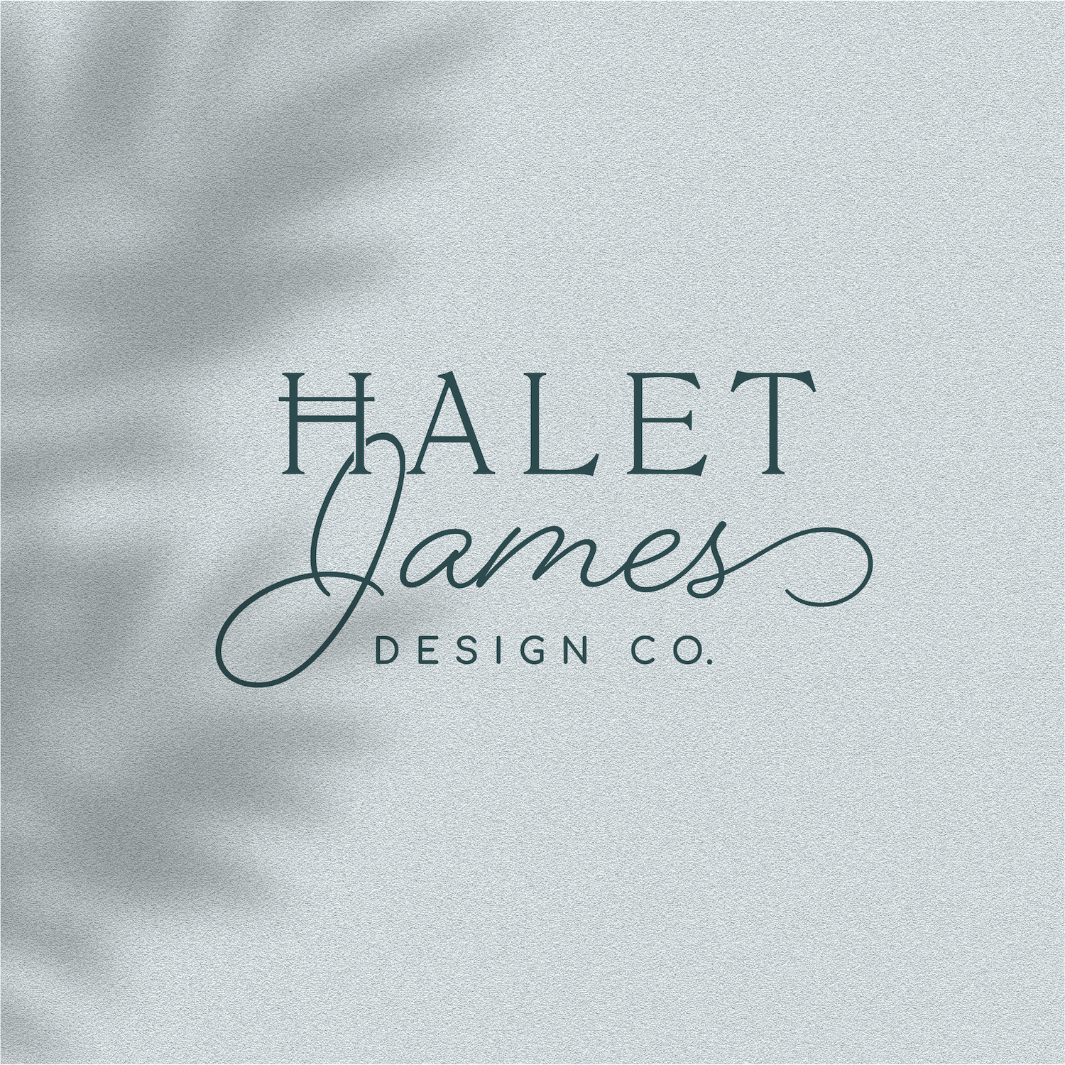 Halet James Design Company Waco Texas Design Builder Brand and Logo Design by Kindly by Kelsea