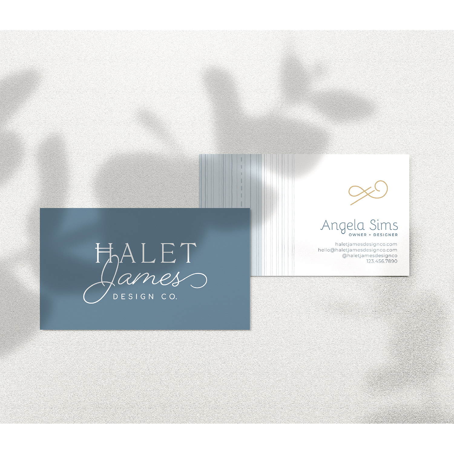 halet james design company interior design and construction builder waco texas brand and logo development by kindly by kelsea
