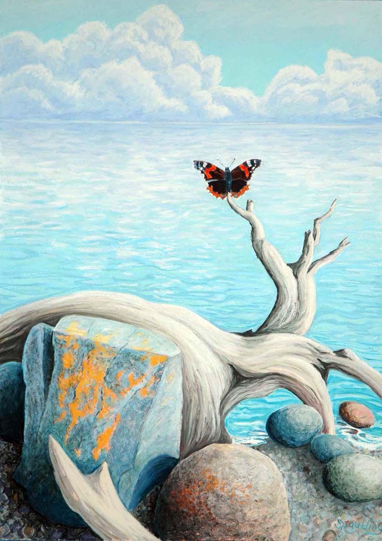 Nancy Spaulding, Contemplation of the Void Between
