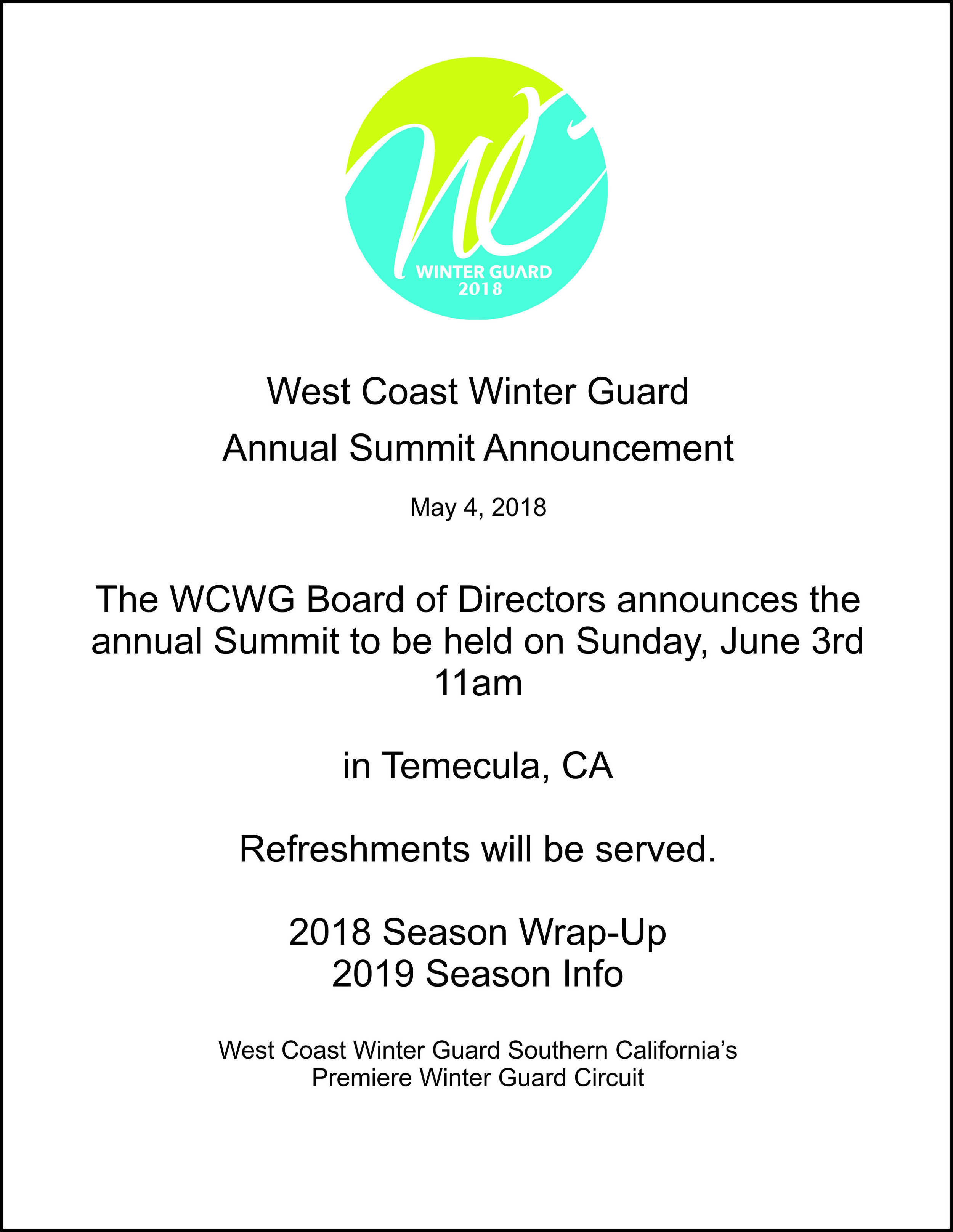 2018 Summit Meeting Announcement.jpg