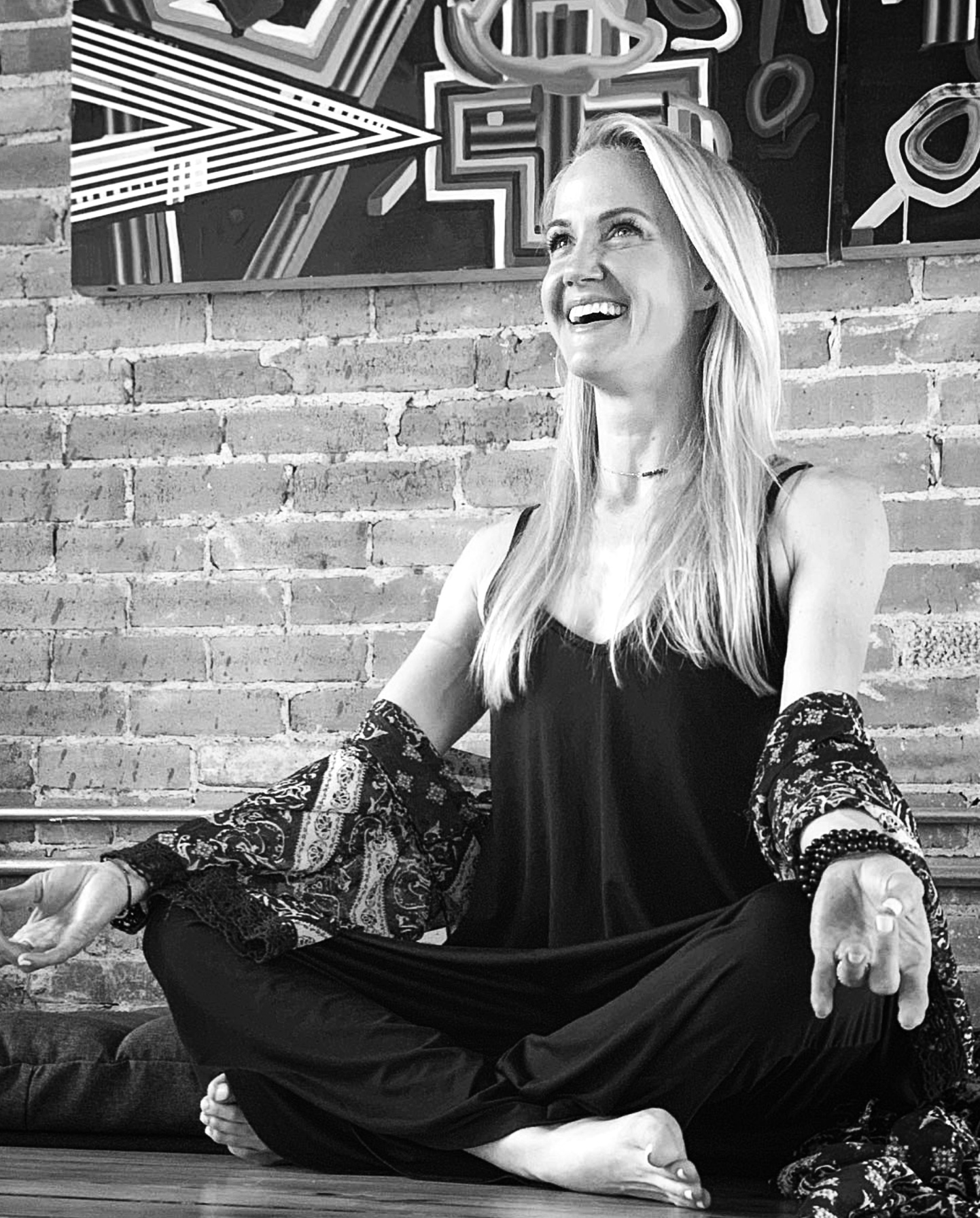 Brooke Conley  | yoga / meditation instructor @  the refuge ,  WeYogis