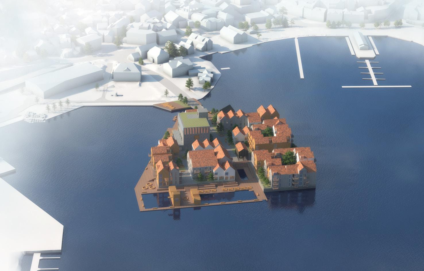 Illustrasjon: Rambøll Visualisering