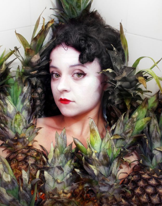 Creator/Performer Lauren Gillis