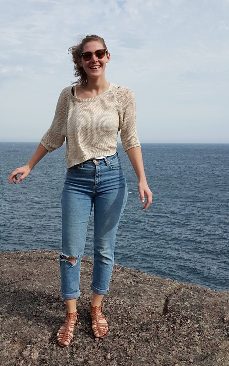 Associate Producer Chelsea Dab Hilke