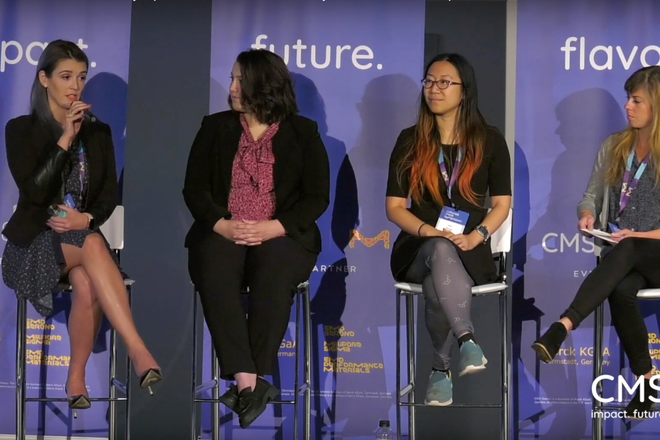 VC Panel at the Cultured Meat Symposium, San Francisco Nov 2018.  Venture Partner Laura Zaim joined Macy Marriott of Stray Dog Capital, Jun Axup of IndieBio/SOSV and moderator Heather Mack of the WSJ to discuss trends, investment opportunities and predictions for the Cultured Meat industry.   Watch the Full Panel