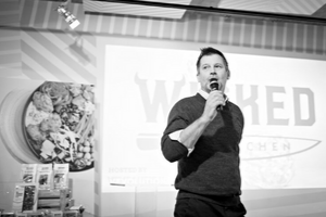 """Chris Kerr, CEO Good Catch """" The UK Is Absolutely On Fire Right Now, They Want Everything Vegan""""   Speaking today, at The Foodvalley Summit - The Protein Plan (ET) in The Netherlands, Chris Kerr, CEO of Good Catch and Managing Partner at New Crop Capital, spoke about the upcoming launch of Good Catch and the potential of plant-based seafood to transform the world's protein landscape.   Read more here from our friends at Vevolution."""