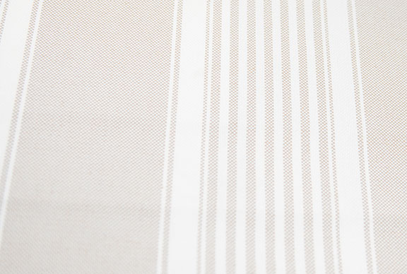 "PACIFIC 9        60%COTTON/ 40%POLY                                 108""/54"" WIDE             WASHABLE                                 MADE IN ITALY  CURTAIN,  TABLECLOTH,  BED COVER,   UPHOLSTERY"