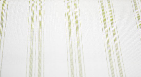 "PACIFIC 16/MINT        60%COTTON/ 40%POLY                                 108""/54"" WIDE             WASHABLE                                 MADE IN ITALY  CURTAIN,  TABLECLOTH,  BED COVER,   UPHOLSTERY"