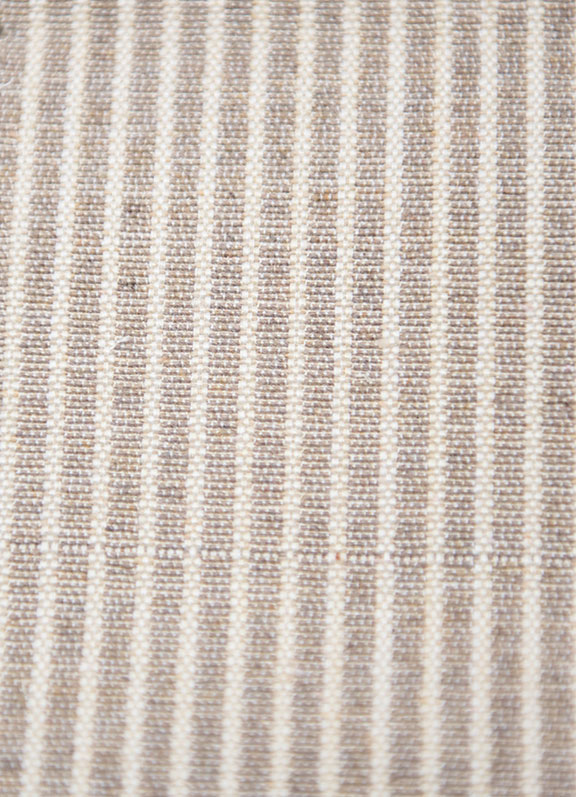 "MANU 3A  BEIGE     65%COTTON/35%POLY  UPHOLSTERY                 54"" WIDE           WASHABLE                                       MADE IN ITALY"