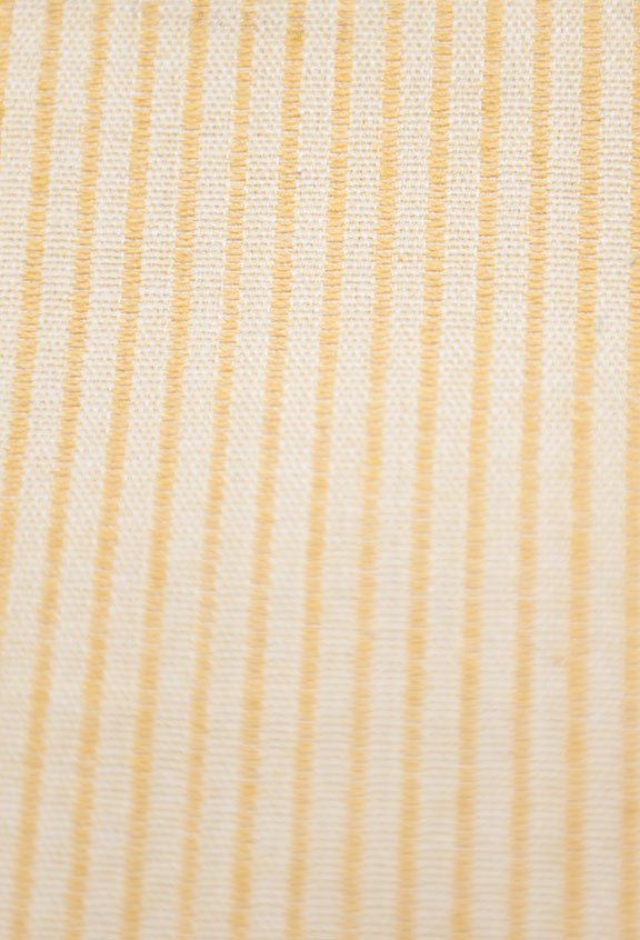 "MANU 22 GOLD    65%COTTON/35%POLY  UPHOLSTERY                 54"" WIDE           WASHABLE                                    MADE IN ITALY"