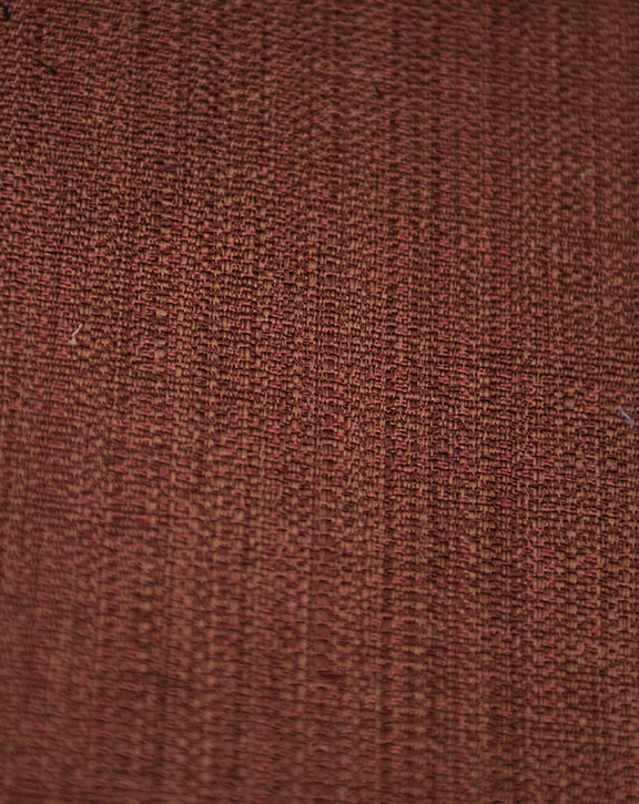 "ROSSINI  11/RUST                 65%COTTON/35%POLY   UPHOLSTERY&                   54""  WIDE   DECORATION                 MADE IN ITALY"