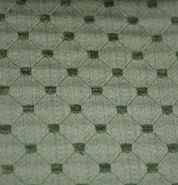 "SALICE 27/GREEN        65%/COTTON 35%/POLY  UPHOLSTERY                          54"" WIDE                                                MADE IN ITALY"