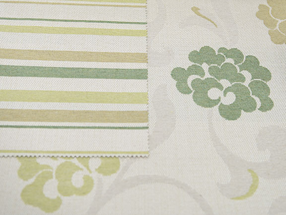 "C2502  MINT            65% COTTON/35% POLYESTER                                             108"" or 54"" WIDE                                                     ITALY"