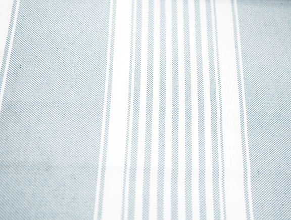 "PACIFIC  5        60%COTTON/ 40%POLY                                 108""/54"" WIDE             WASHABLE                                 MADE IN ITALY  CURTAIN,  TABLECLOTH,  BED COVER,   UPHOLSTERY"