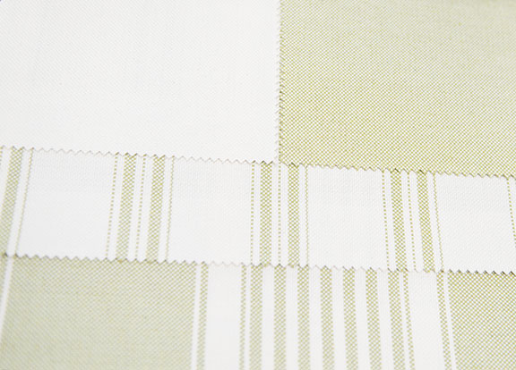 """PACIFIC     MINT     60% COTTON/ 40% POLY  108"""" OR 54"""" WIDE          WASHABLE  MADE IN ITALY  CURTAIN, TABLECLOTH, BED COVER AND DRAPERY"""