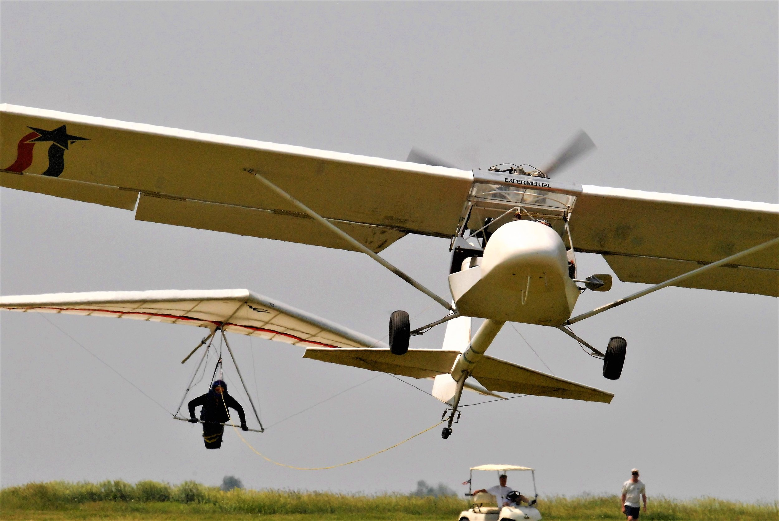 SOLO TOWS - We offer licensed pilots great rates on tows.