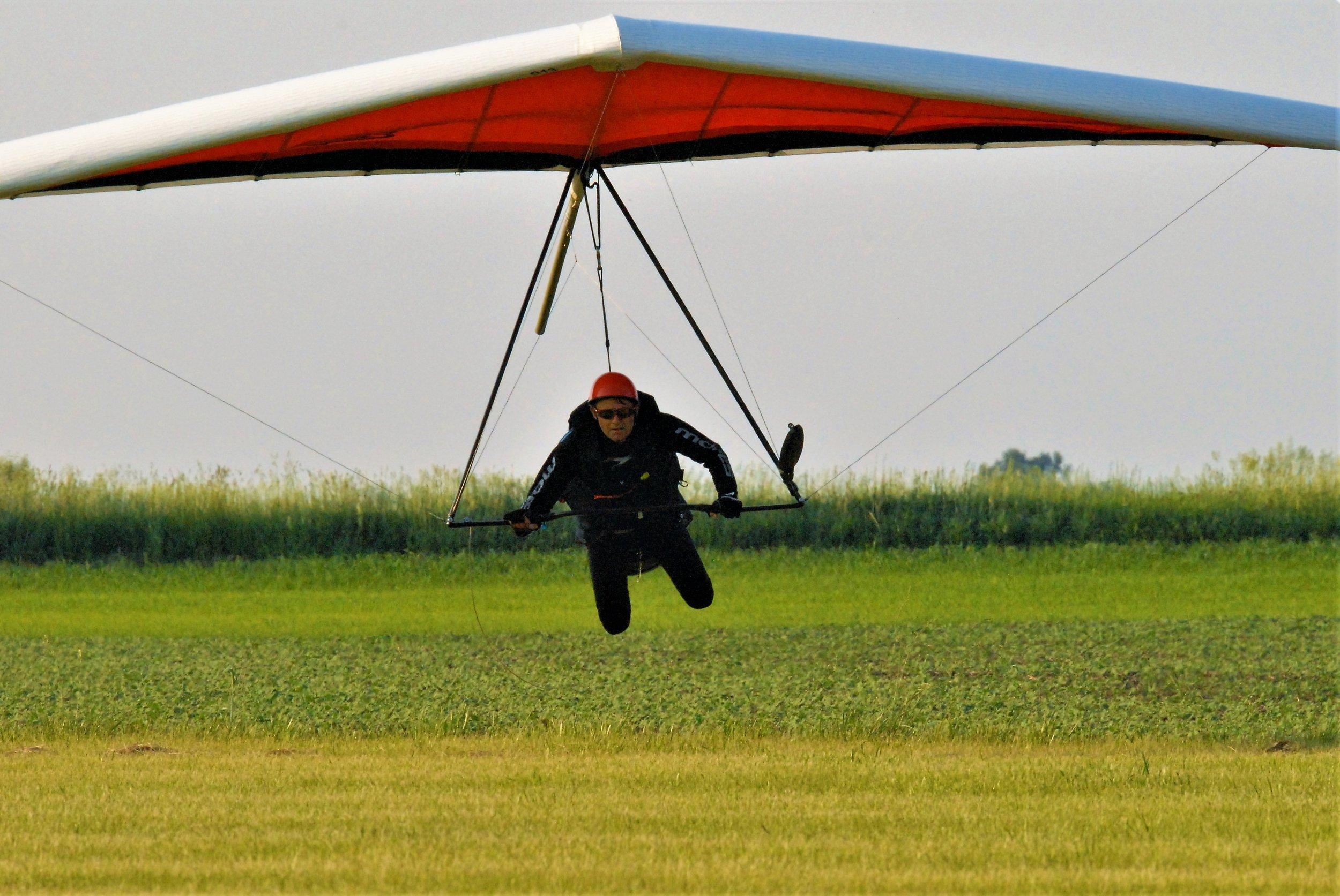 ADVANCED TRAINING - Hang Glide Chicago