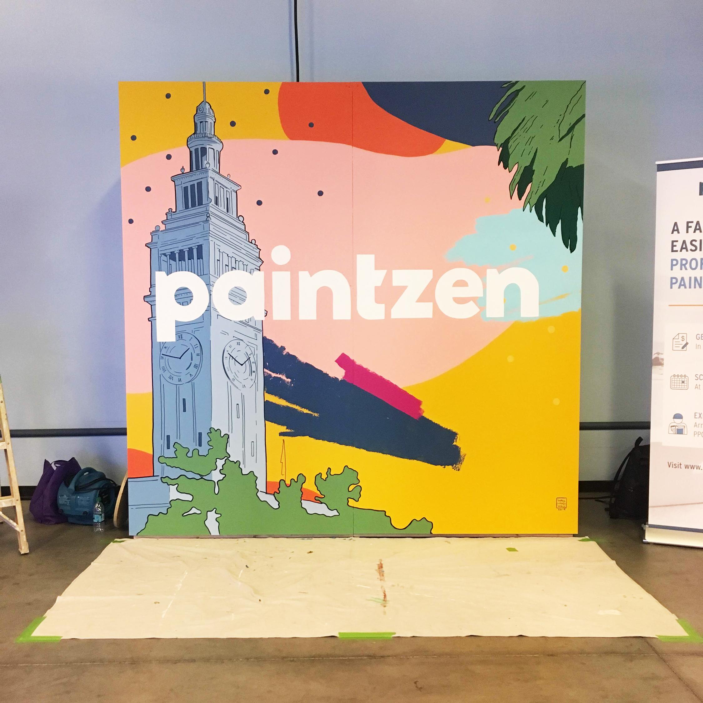 Paintzen - San Francisco, CA 2019