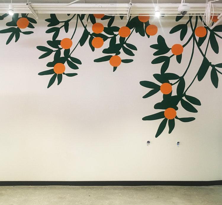 WeWork Oranges - San Mateo, CA 2019