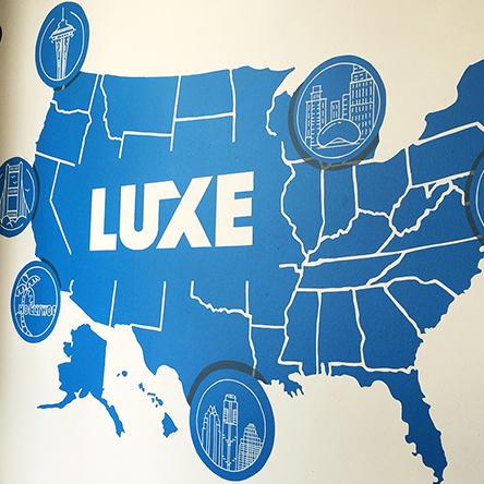 Luxe - San Francisco, CA 2016