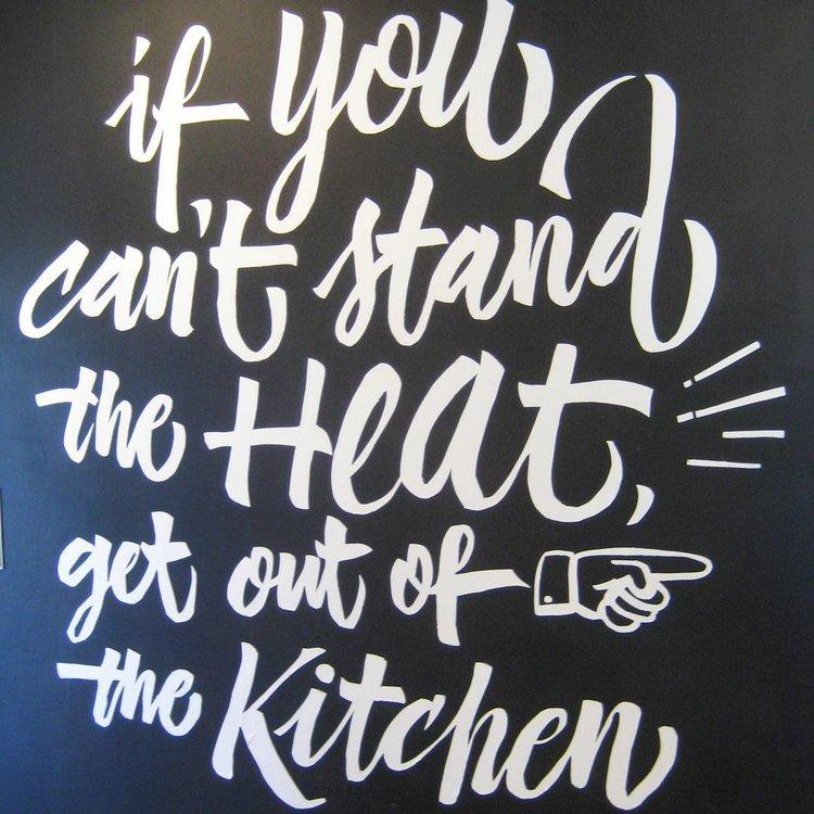 Blackboard Kitchen - Pleasanton, CA 2016