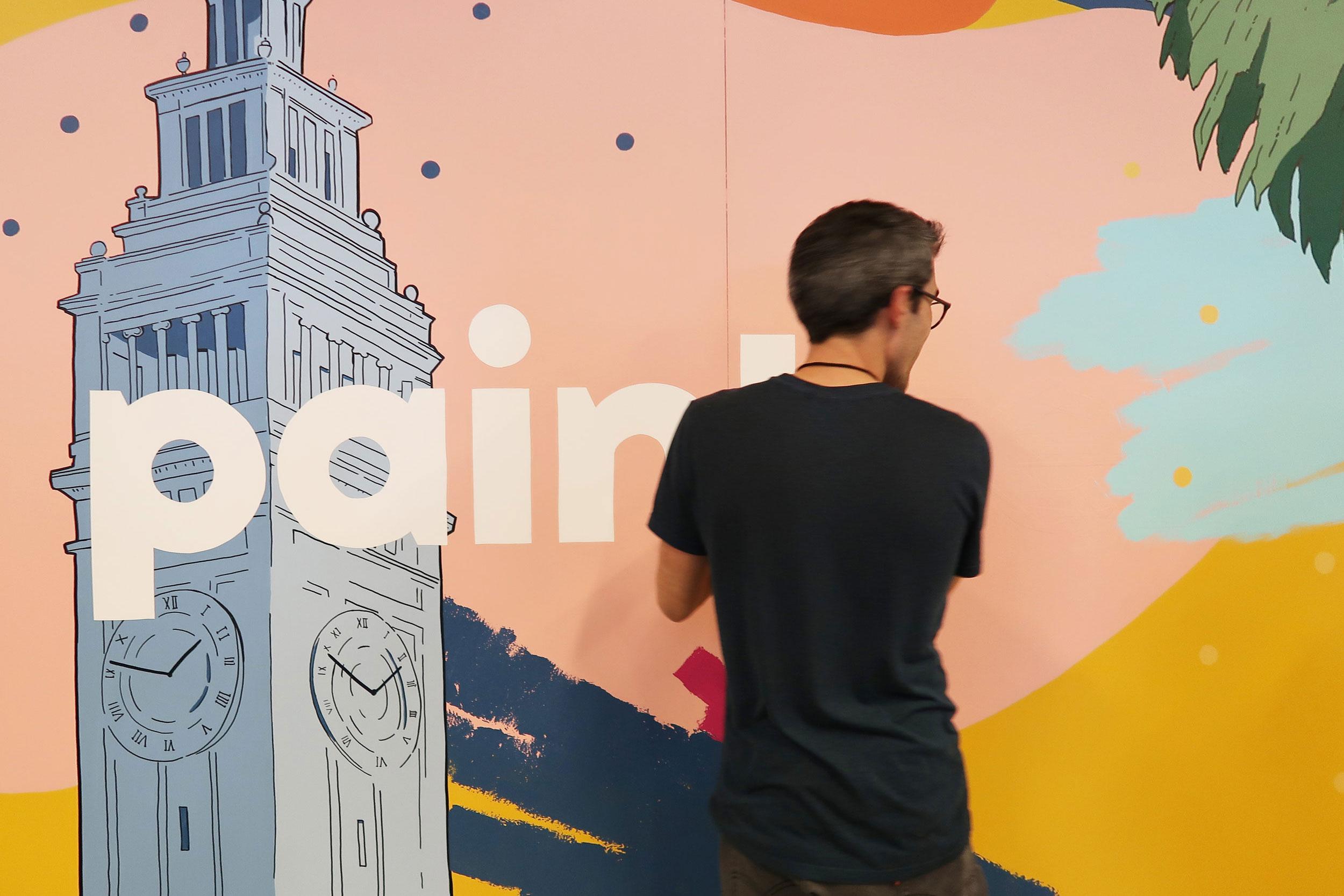 Office Murals -