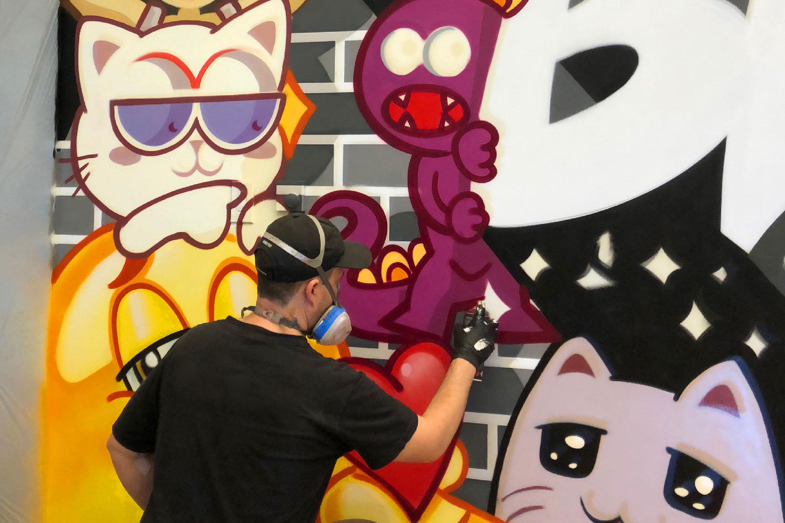 Graffiti Art -
