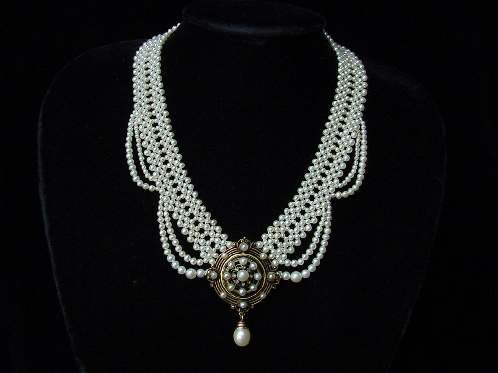 One-of-a-Kind-Pearl-Necklace with Pearl Centerpiece.jpg