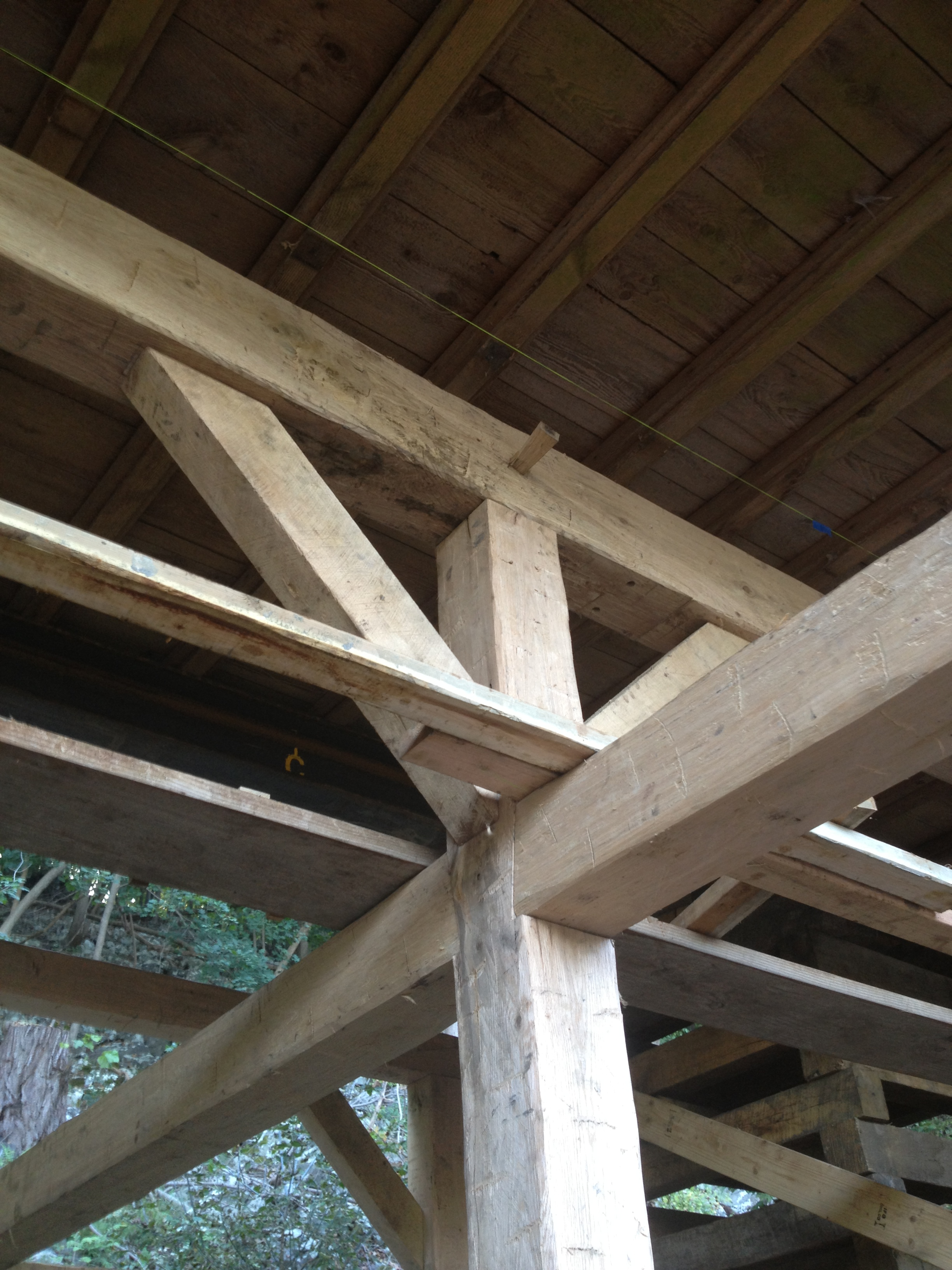 terri feralio - timber framing with mortise and tenon joints.JPG