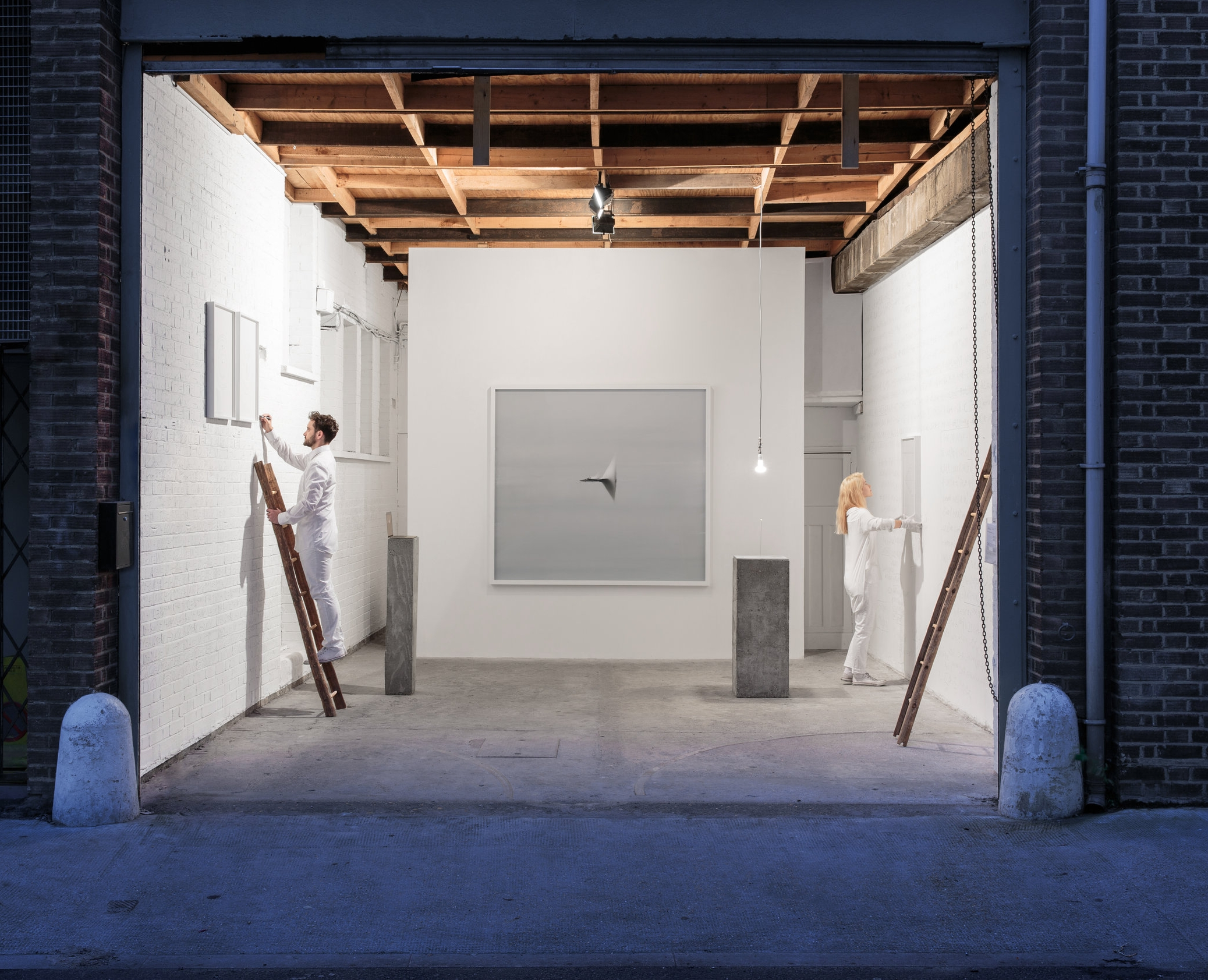 Andrea Galvani © The Sun, a Gold Nugger, and Seven Stairs_The RYDER Projects_2015.jpg