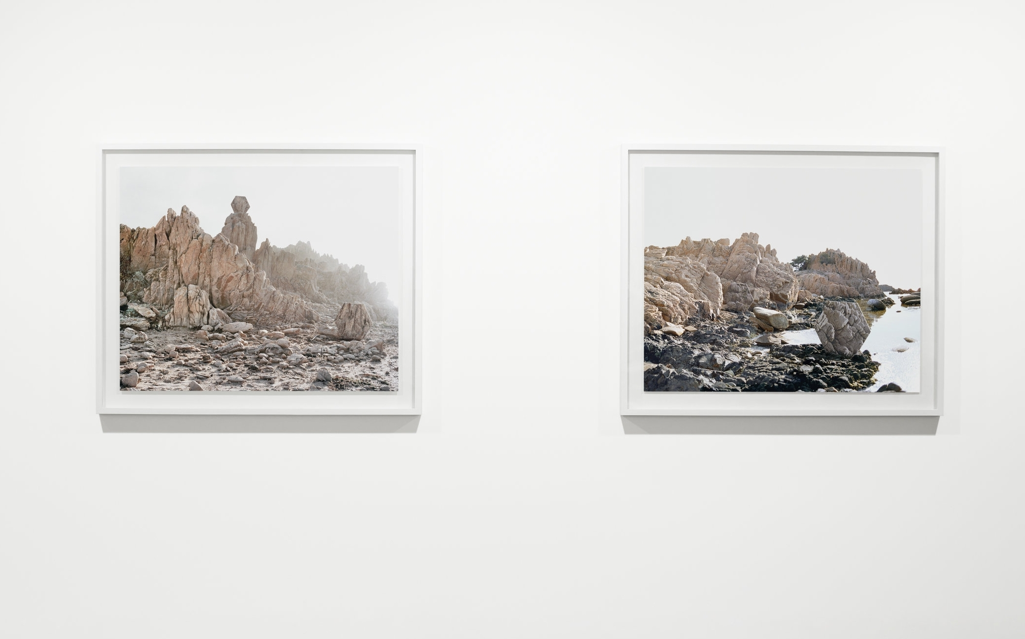 Andrea Galvani ©Deconstruction of a Mountain #2 and #3.jpg