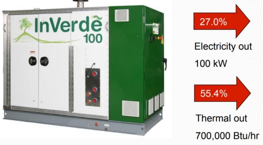 Emergency Generators \ Onsite Cogeneration Capacity