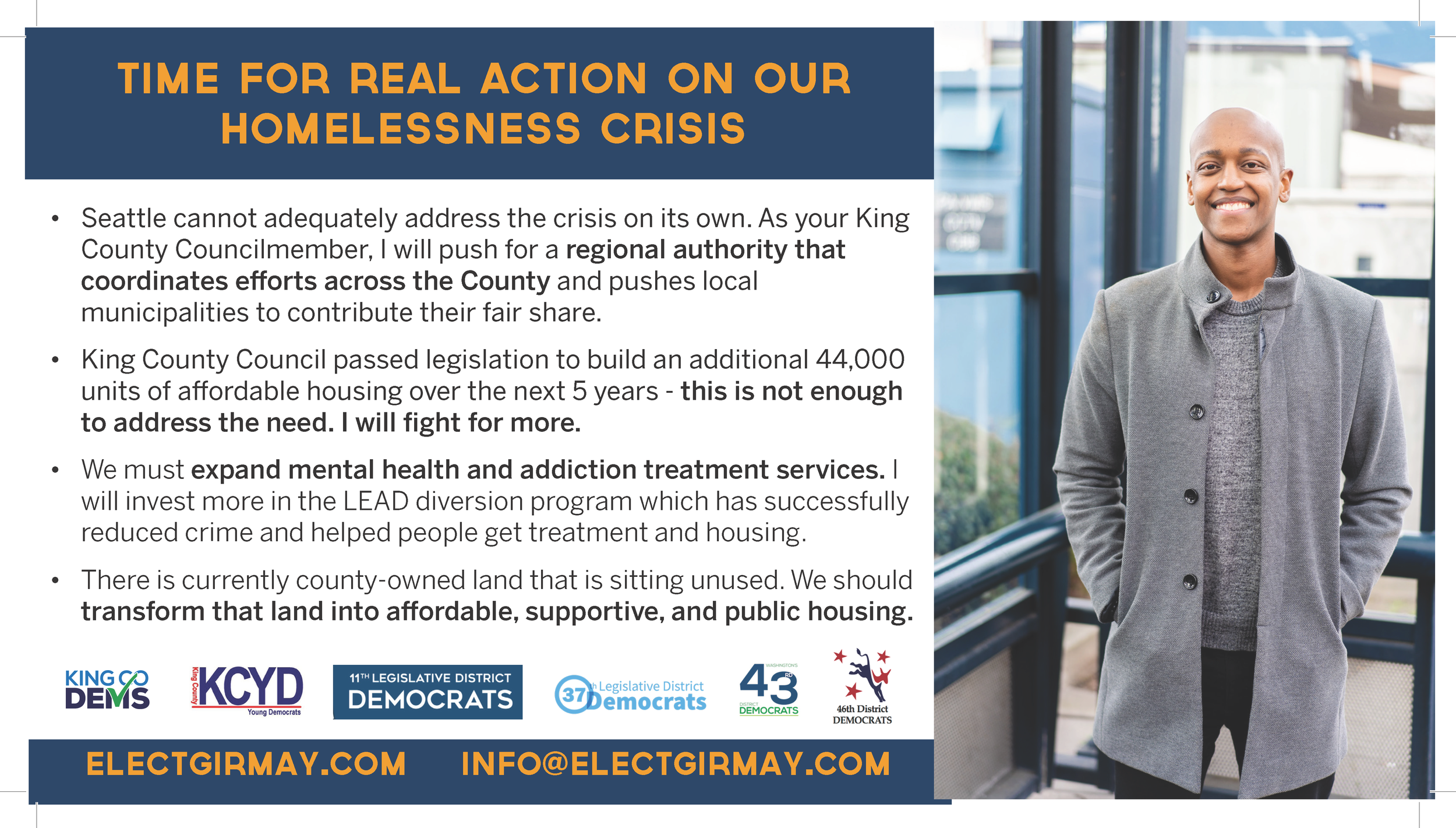 Girmay Zahilay for King County Council