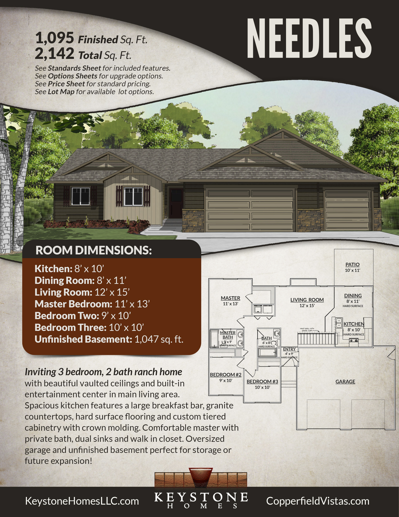 rapid city custom homes