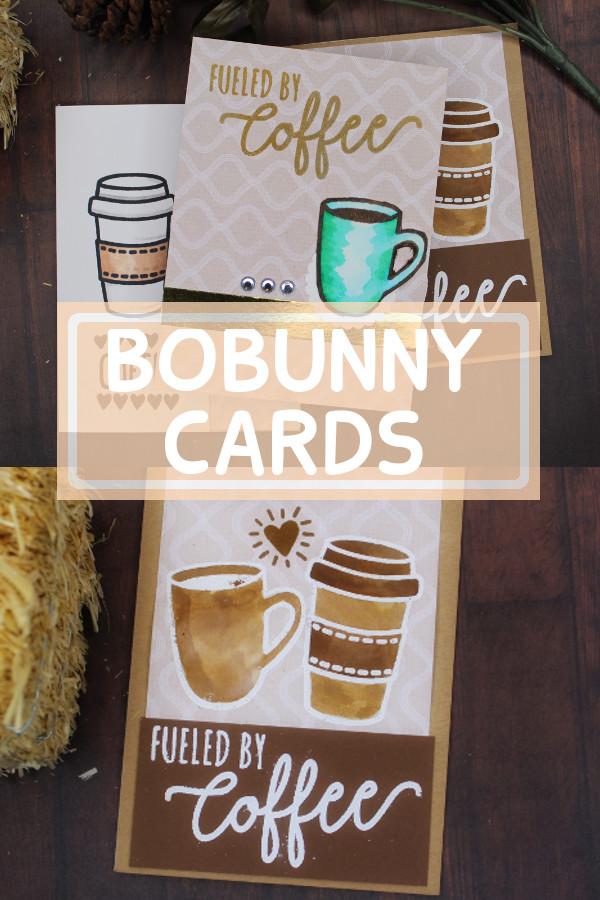 3 Cards Using BoBunny