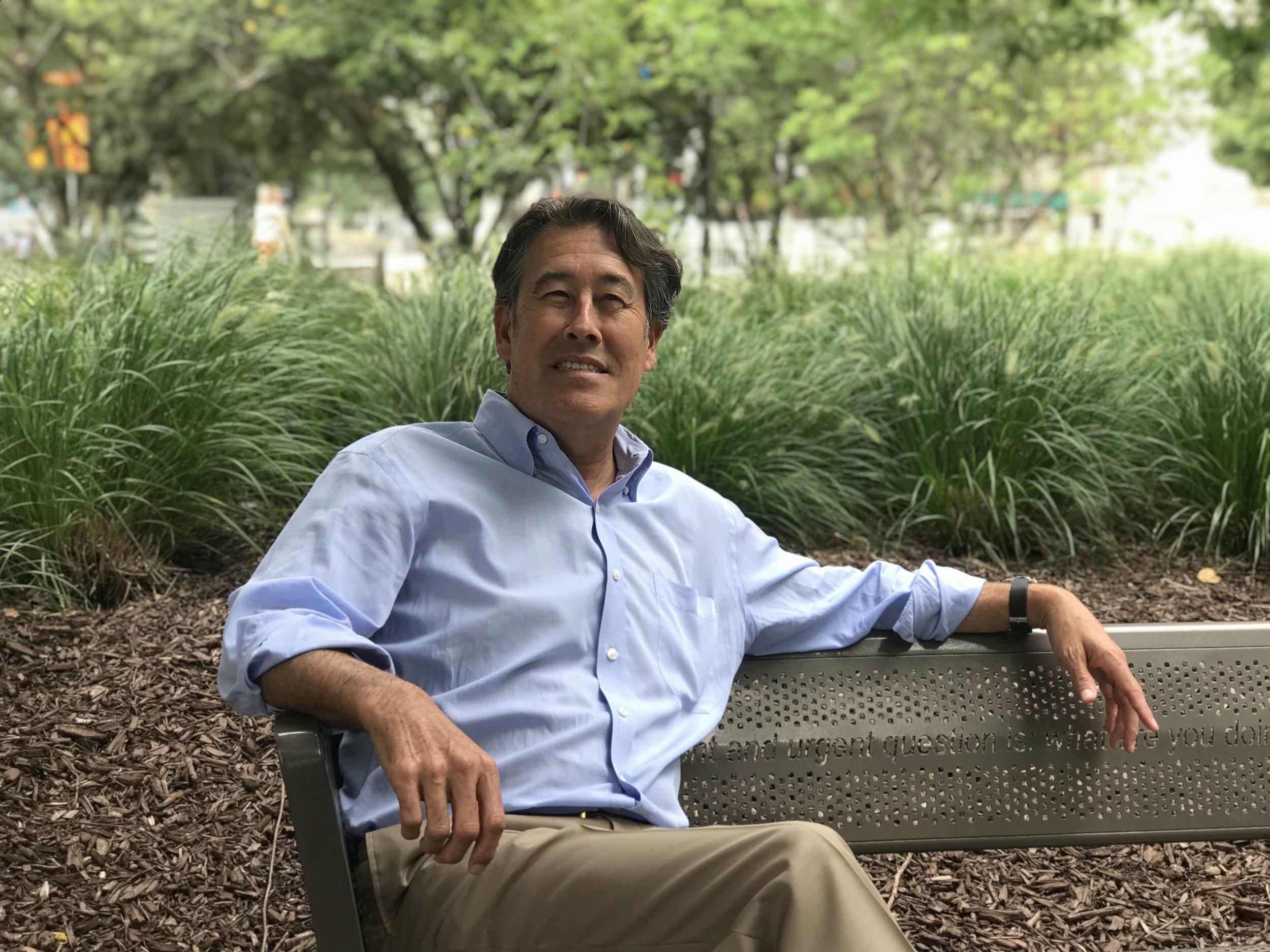 Felix G. Fukui   AIA, IIDA, NCARB, LEED AP
