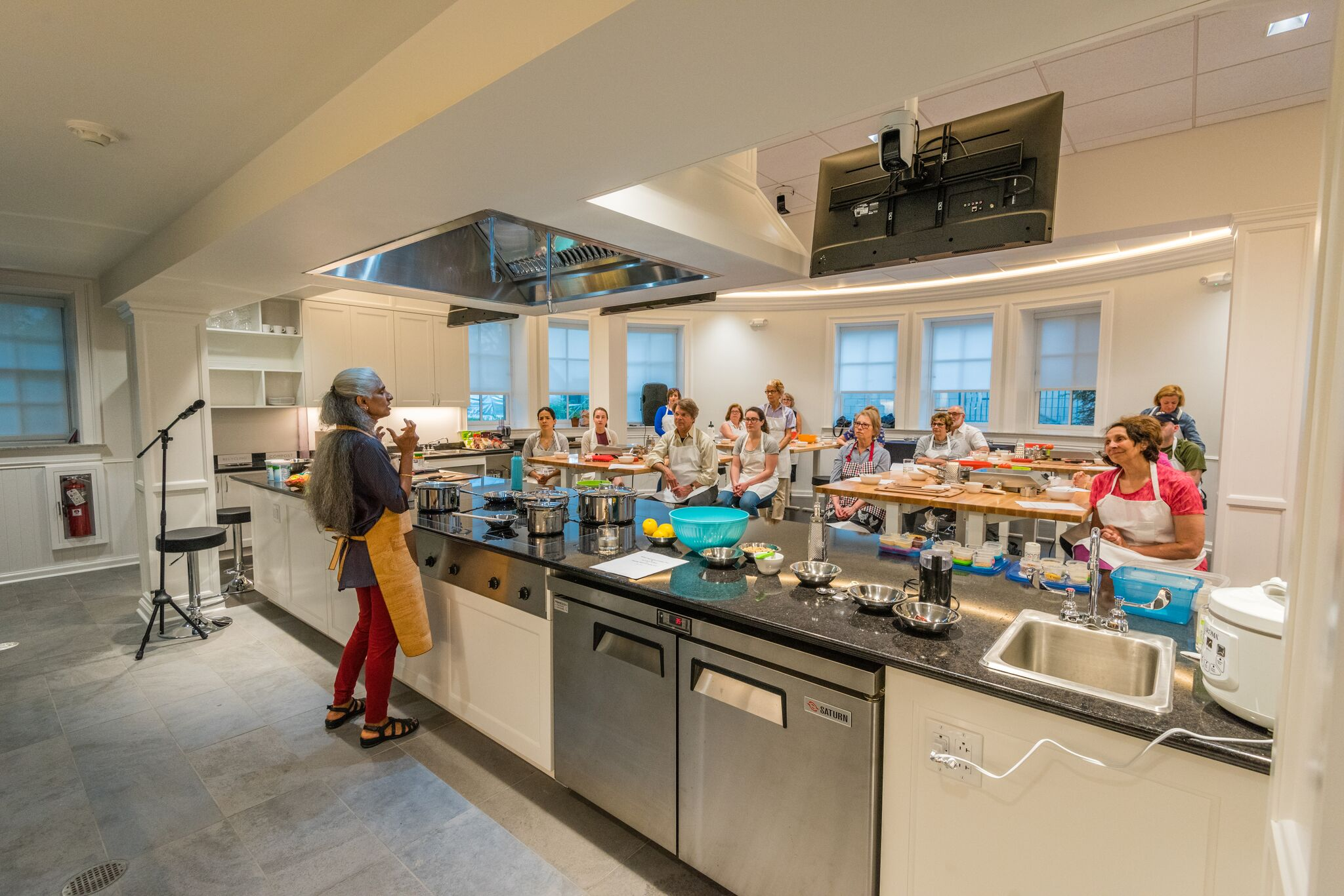 Phipps Botany Hall Kitchen by PAUL G WIEGMAN