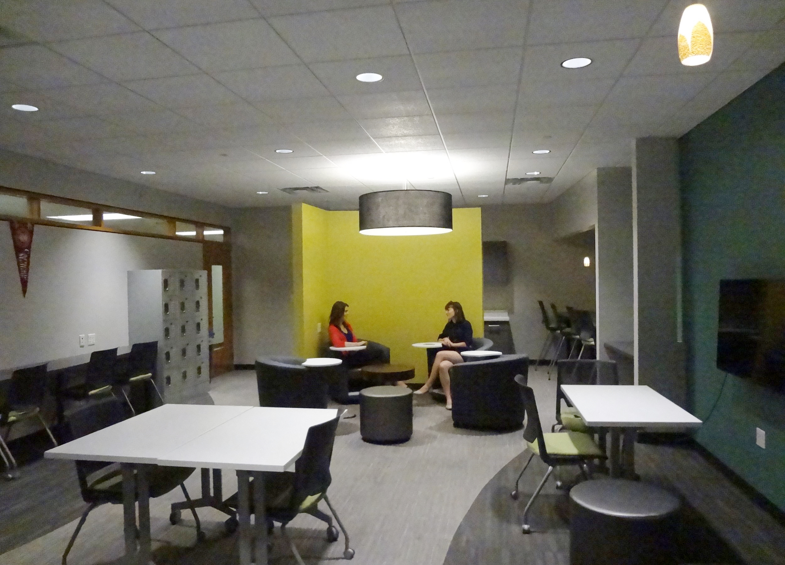 CMU WEAN HALL INTERIOR RENOVATION